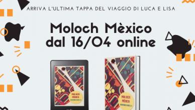 In arrivo Moloch Mèxico di Giovanni Bonelli