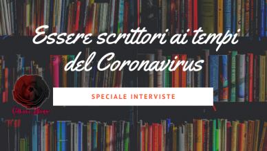 Intervista a Mario Izzi scrittore ai tempi del Corona Virus